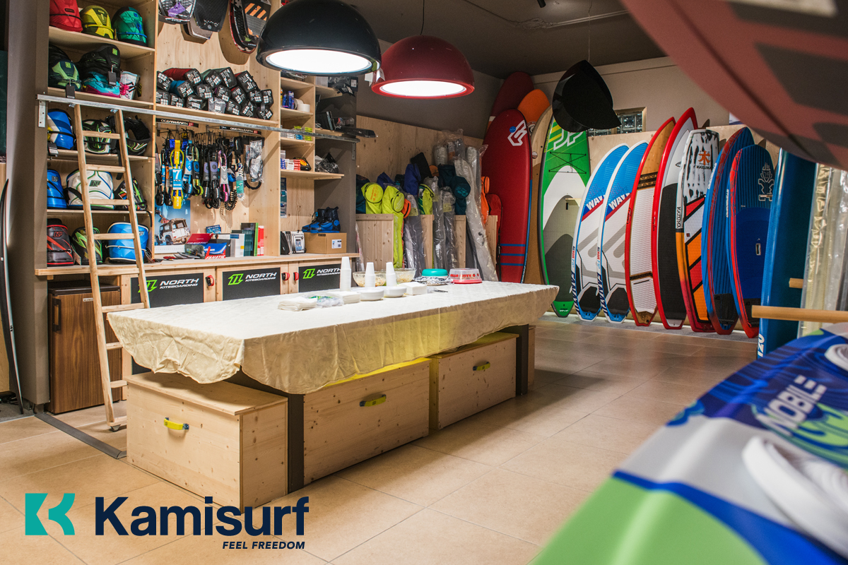 Kamisurf Evento Run and Endurance - Aperitivo